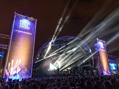Two Home-Grown Barcelona Brands - SEAT, Committed to Music with Primavera Sound