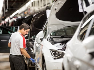 SEAT to recruit 250 more employees as a result of increased production in the Martorell plant