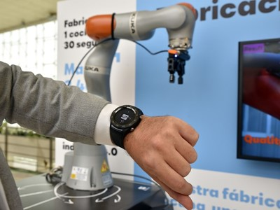 SEAT presents its potential in innovation and Industry 4.0 in Madrid