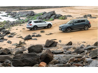 The New Tarraco: the right SUV to complete SEAT's biggest product offensive