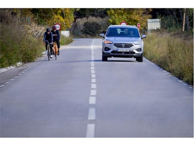 Active Safety systems play an increasingly important role in protecting road users