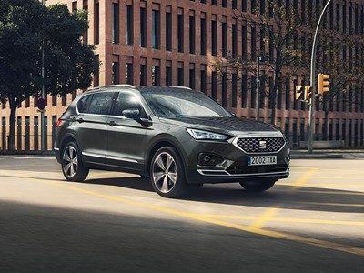 The SEAT Tarraco, with no excuses