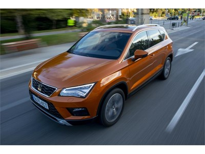 The weight of the wiring of a car like the SEAT Ateca slightly exceeds 40kg