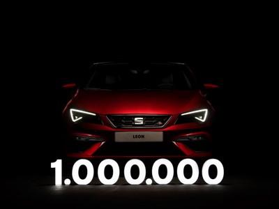 SEAT Leon: one million times the chosen one
