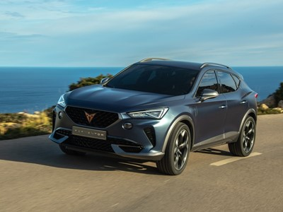 CUPRA Formentor Concept wins 2019 Automotive Brand Contest