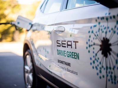 SEAT participates in a new European project to generate biomethane from waste