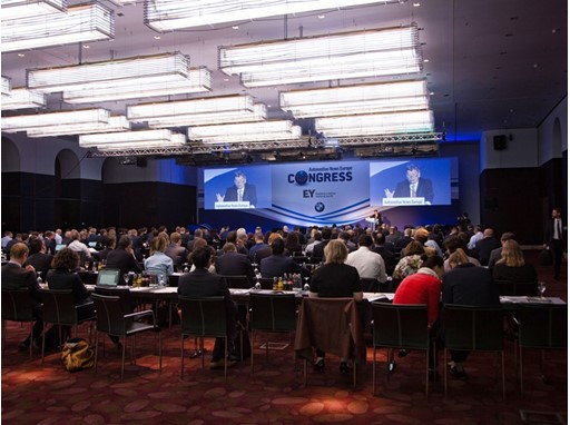 Automotive News Europe Congress