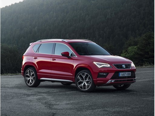 In July, SEAT began selling the Ateca FR