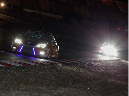 The 24 Hours of Barcelona event, considered one of the most grueling endurance races in the world of motorsport
