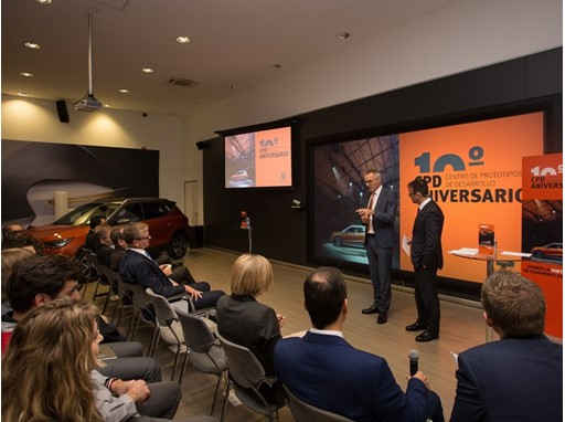 The Seat Prototype Development Center celebrates 10 Years boosting innovation