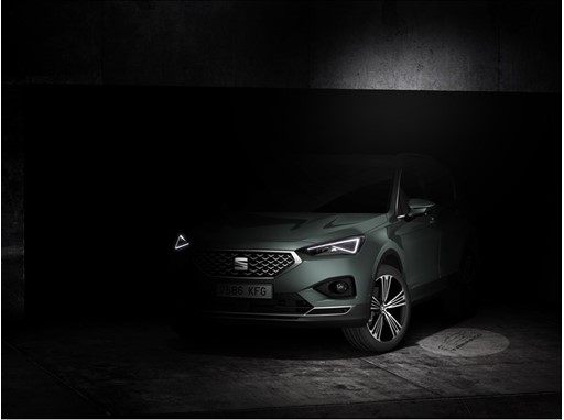 SEAT fans choose Tarraco to name the brand's new SUV