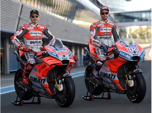 CUPRA, sponsor of the Ducati Tea