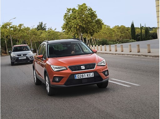 SEAT sales go up by 21% in April
