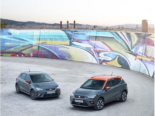 Ibiza and Arona Beats 3/4 front graffiti