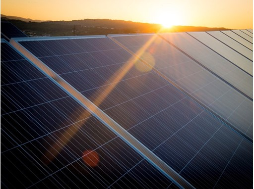 53,000 Panels to Harness The Power of The Sun