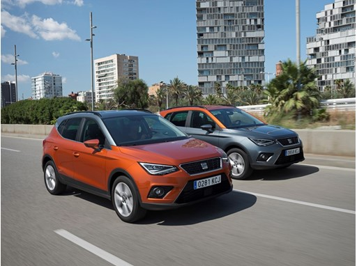 SEAT concluded the first half of the year with the brand's highest ever sales result
