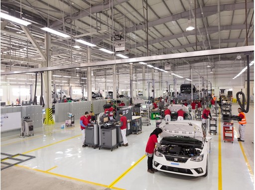 SEAT assembled 22,000 cars in Algeria in 2018