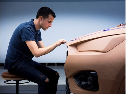 Carlos Arcos has been a clay model maker at SEAT for nearly twenty years