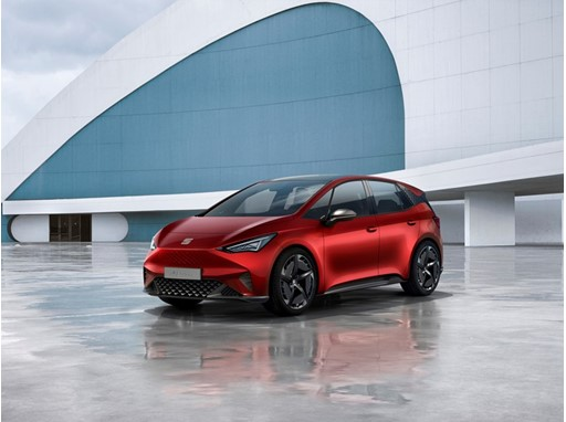 SEAT el-Born: plugged into electric mobility