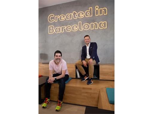 SEAT's new CIO, Sebastian Grams, & SEAT:CODE's new CTO, Carlos Buenosvinos