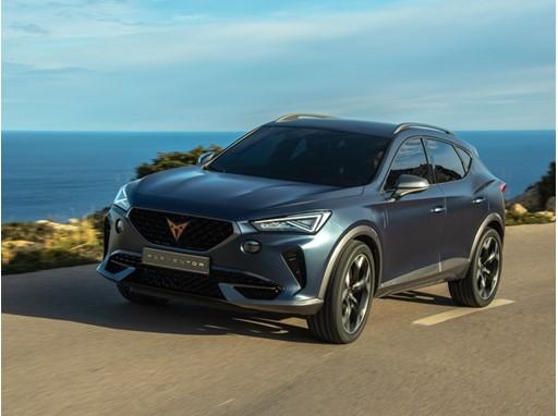 CUPRA Formentor Concept wins 2019 Automotive Brand Contest