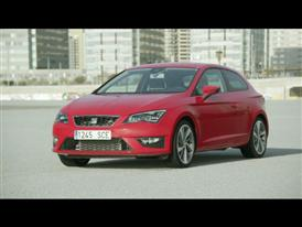 SEAT Leon SC - Exterior Beauty Shots