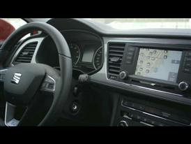 SEAT Leon SC - Interior Beauty Shots