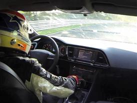 SEAT Leon CUPRA sets new Nürburgring record