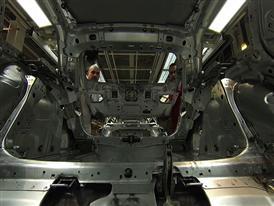 Imágenes de fabricación del SEAT Ibiza