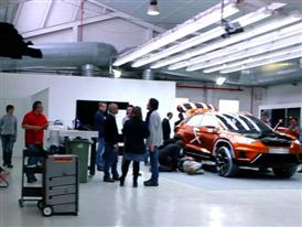 What Goes Into Designing a Show Car?