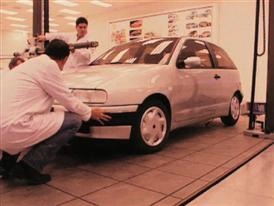 The SEAT Technical Centre celebrates its 40th Anniversary