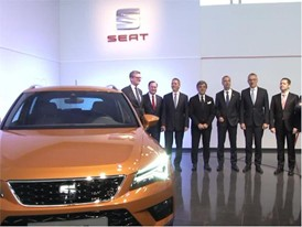 SEAT posts a profit for the first time since 2008