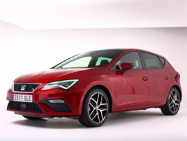 The New SEAT Leon 5D Desire Red FR
