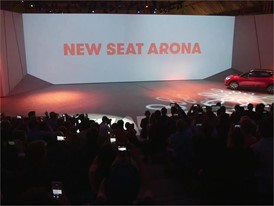HD video The New SEAT Arona Modern Urban Character