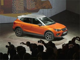 Footage and statements The New SEAT Arona Modern Urban Character
