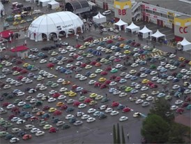 Footage: Mission accomplished: more than 600 SEAT 600s