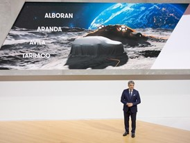 Footage: SEAT's new SUV will be named Alboran, Aranda, Avila or Tarraco