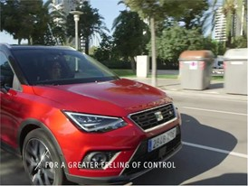 On the move with the SEAT Arona WEB