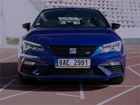 What's faster - the CUPRA or a javelin? - Footage