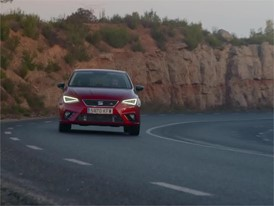 SEAT Ibiza CNG Desire Red