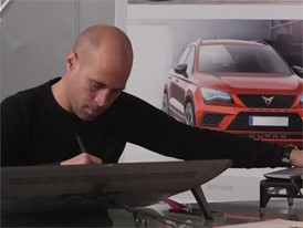 Five keys to the CUPRA design essence - Footage