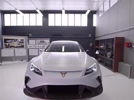 CUPRA e-RACER - Footage