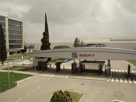 SEAT Achieves the Highest Operating Profit in its History - Footage