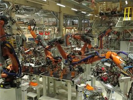 La coreografia de 2000 robots(HD)