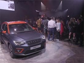 SEAT Ibiza Arona Beats Primavera Sound - Footage