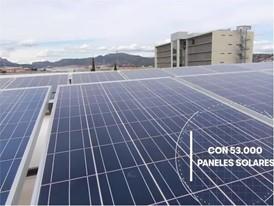 ESP-WEB: 53,000 paneles para atrapar el sol
