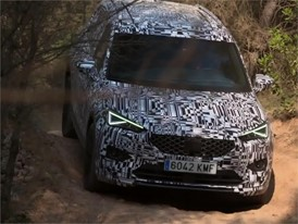 SEAT Tarraco: on and off-road performance in detail Video HQ Footage