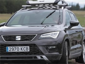 FOOTAGE TV- SEAT Ateca, 20,000 km to faraway lands-HD