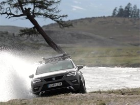 SEAT Ateca, 20,000 km to faraway lands-CLEAN