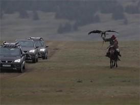 SEAT Ateca, 20,000 km to faraway lands-HD-No ending